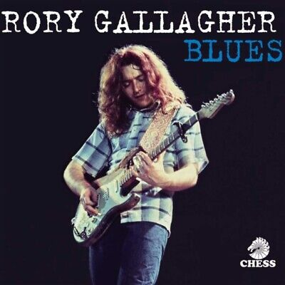 Rory Gallagher - Blues NEW CD