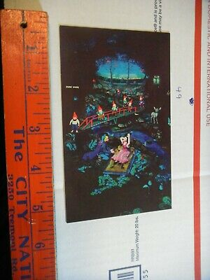 Fairies Dream FAIRYLAND CAVERNS LOOKOUT MOUNTAIN TN Rock City Snow White 7 Dwarf