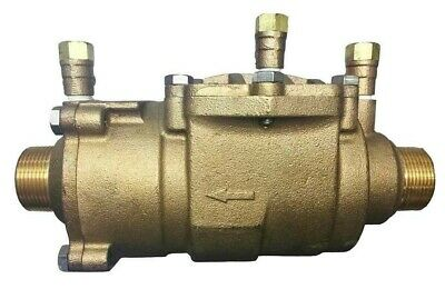 Febco-850 BACKFLOW DCV BODY ONLY Bronze *USA Brand- 40mm Or 50mm
