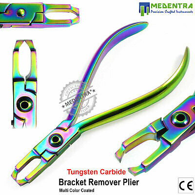 Ortho Bracket Remover Plier Rainbow Color Multi Dentist Pliers New Free Shipping