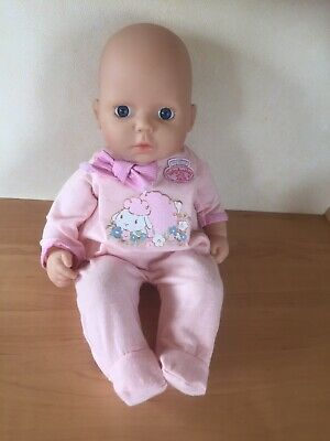My First Baby Annabel  With Original Pink Romper