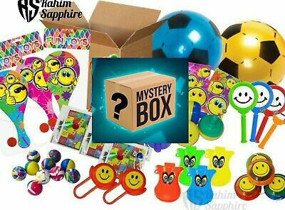 JOB LOT Surprise Box of 5 New Items Wholesale Stock Clearance*For Kids** Free Pp