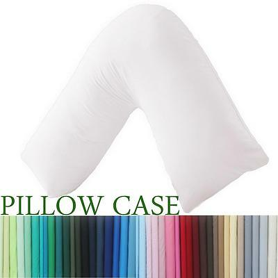 V Shaped Orthopedic Maternity/Pregnancy Body Support Nursing Pillow Case Only