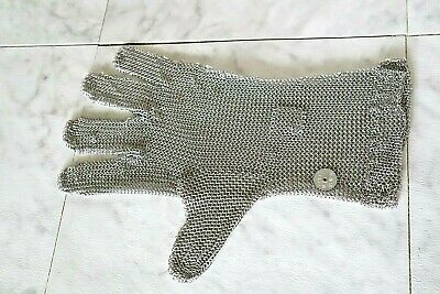 Stainless Steel Metal US Mesh Glove 34675 Size M