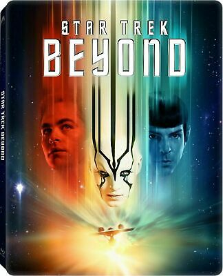Star Trek Beyond - Limited Edition Steelbook [Blu-ray + DVD] New And Sealed!!