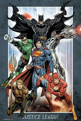 Justice League Group Poster