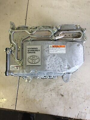 Toyota Yaris Hybrid 2014-2017 Drive Battery Inverter Converter Unit G9200-52030