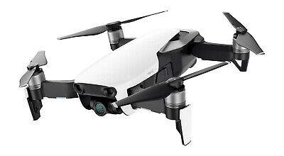 DJI Mavic Air Fly (Artic White) Camera Drone With Carrying Case