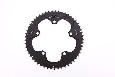 Black BCD 130mm for 3 Chainrings 93g Y67 SRAM Powerglide Chainring 50T