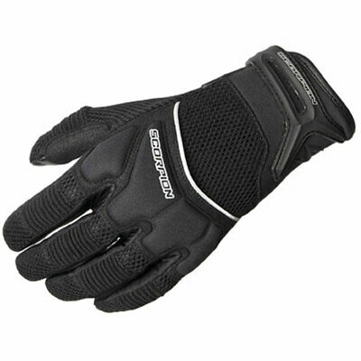 Scorpion Womens CoolHand II Short Cuff Mesh Motorcycle Gloves - Blk - Small