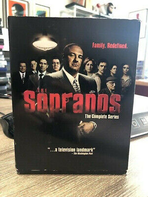 The Sopranos: The Complete Series [Blu-ray] AS IS!!