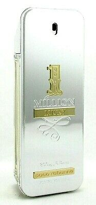 1 One Million Lucky Cologne Paco Rabanne 6.8 oz. EDT Spray for Men. New. NO BOX
