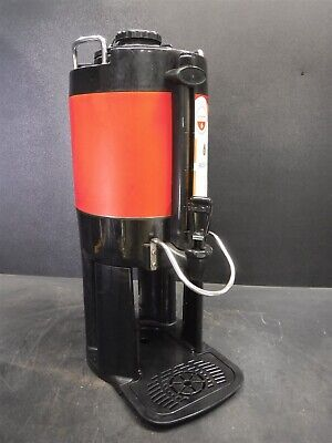Used Bunn O Matic 44050.0007 TF Server, 1.5 Gal Red Wrapped Dispenser M11