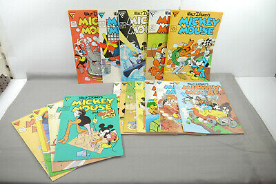 Mickey Mouse Glandstone Comic 16 various Issues english Z : 2 (MF20)
