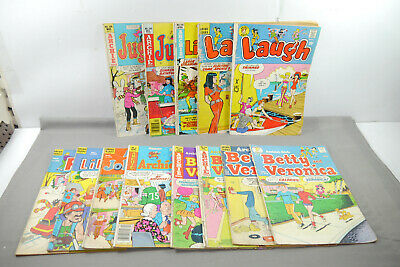 Archie Series + Archie´S Girls Comics 13 Various Issues English Z: 3-4 (MF20)