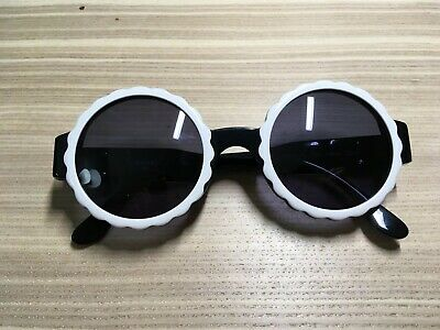 167580e28 SUNGLASSES AUTHENTIC CHANEL round CH 4226 Podium New Collection 18k ...