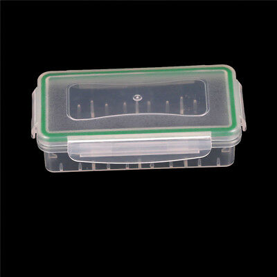 18650/16340 Portable Plastic Battery Waterproof Case Holder Storage box Bi