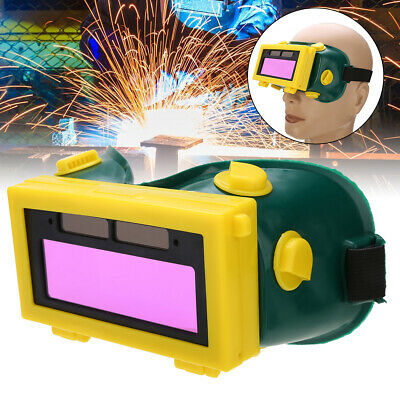 Solar Auto Darkening LCD Welding Helmet Welder Mask Eye Goggles Glasses US Stock