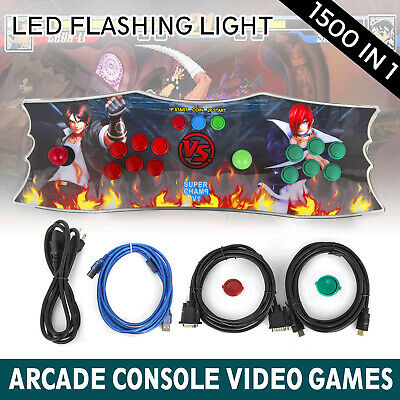 1500 In 1 Pandora Box 9S Arcade Console Double Stick 1500 Video Game Gifts