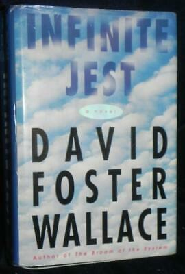 Infinite Jest David Foster Wallace 1996 First Edition/First Printing w DJ