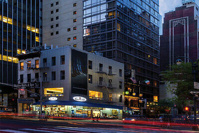 Wyndham Midtown 45 at New York City. July 27 to August 3. 1 bed Hotel room