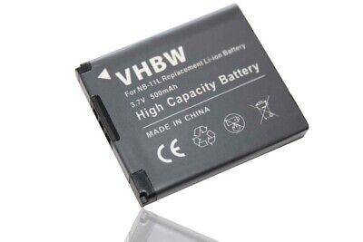 BATTERY for Canon Digital Ixus 180 / 285 HS