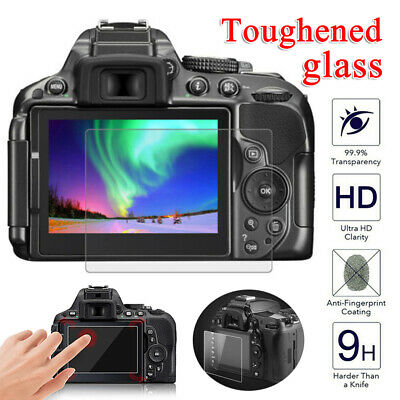 Camera LCD Screen Protector Clear Tempered Slim Glass For Sony RX100 A7M2 A7R2