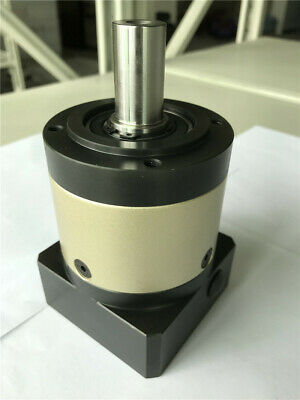 round planetary gearbox 15:1 to 100:1 for NEMA23 stepping motor shaft 6.35mm