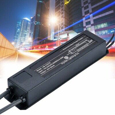 5-25W Neon Light Sign Electronic Transformer Power Supply HB-C02TE 3KV 30mA USA