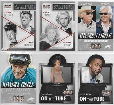 Robert Mitchum/Ava Gardner 2015 Panini Americana SCREEN LEGENDS #7