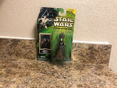 Star Wars Potj Power Of The Jedi Series Queen Amidala Royal Decoy Figure