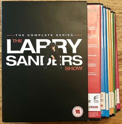The Larry Sanders Show: The Complete Series (Official UK DVD Boxset) Free Post