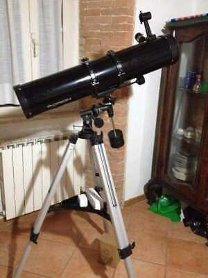 """Orion 9851 SpaceProbe 130 EQ Reflector Telescope"" ENTRA!!"