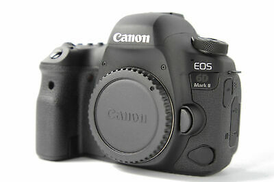 Canon EOS 6D Mark II DSLR Camera (Body Only) - Mint and low shutter count