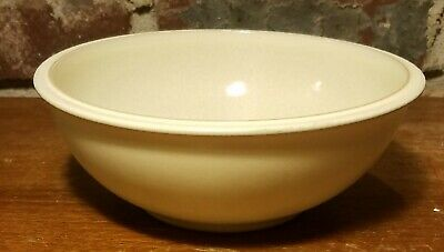 "Denby ENERGY WHITE / WHITE Soup / Cereal bowl, 7"", England, New with tags, NWT"