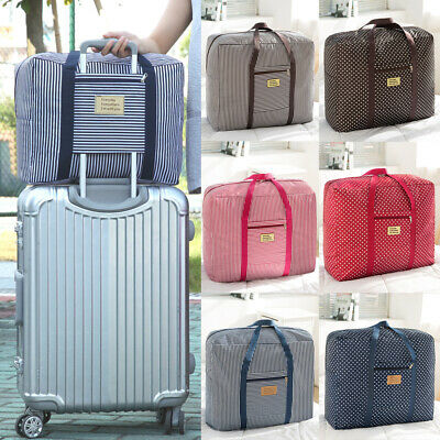 Waterproof Travel Clothes Storage Bags Luggage Organizer Pouch Packing Bag