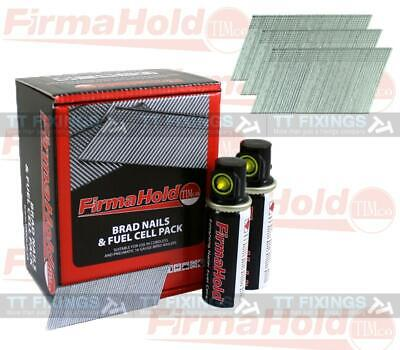 Firmahold 16g Angled Nail Second Fix Brads Fuel Cell Paslode compatible Collated
