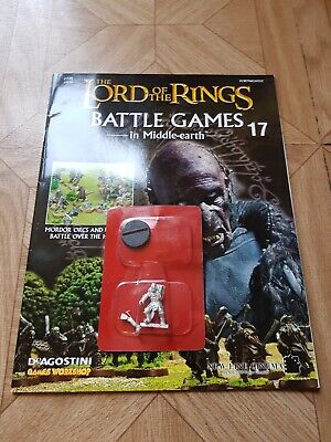 METAL GRISHNAK NEW - Warhammer / Lord of the Rings Magazine 17 With Metal  Model