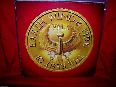 EARTH WIND & FIRE The best of  Vol I LP HOLLAND 1978 EX+