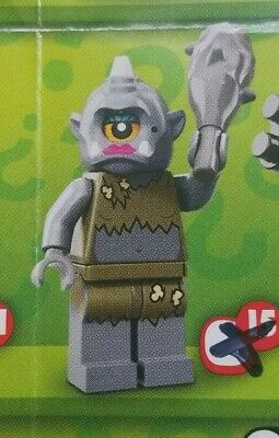 lego minifigures series 13 Lady Cyclops