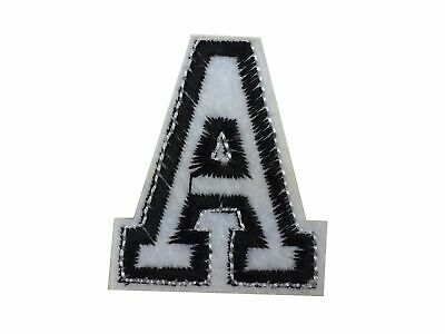 Letters Initials Alphabet Abc Iron-On Patch Patch Miniblings 4,5cm Letter A