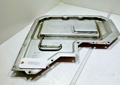 CUMMINS USED 3681141 Front Timing Cover Isx 4059393 3681142