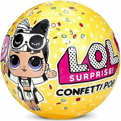 LOL SURPRISE CONFETTI POP BALL! SERIES 3, WAVE 2 BIG SISTER New Free shipping