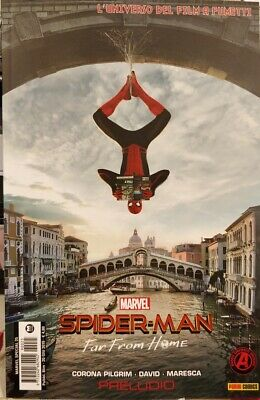 Spider-Man : Far From Home - Preludio - Panini Comics - Italiano - Nuovo