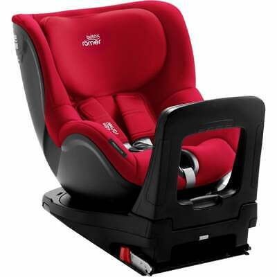 Britax DualFix M i-Size Car Seat - Fire Red