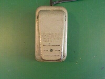 Vintage Sewing Machine Foot Pedal Mercury Electric  No 701 Knee No 702 Foot (EB)