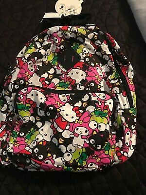 d8d09bdbd Loungefly Backpack Hello Kitty Friends Sanrio HTF lightweight cotton NEW w  Tags
