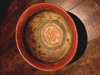 Pre- Columbian Mayan Pottery, Authentic and Rare, Museum Piece