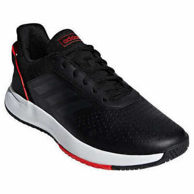 4c959384 Adidas Men's Courtsmash Tennis Shoes Athletic Black White Red - PICK SIZE