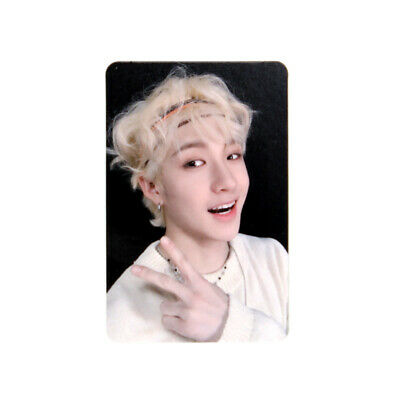 [STRAY KIDS]Cle 2:Yellow Wood/Side Effects/Official Photocard/Indoor-BANGCHAN